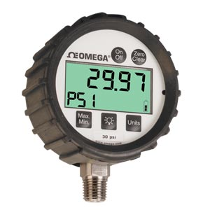 DPG8000 and DPGM8000 Series : Digital Pressure Gauge