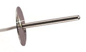 RTD-860 Pt100 Temperature Sensor with Mounting Plate