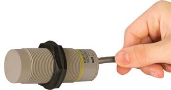 Proximity Sensor, Capacitive Prox switches   E2K-X Series Capacitive Proximity Sensor