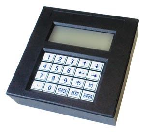 Operator Interface   MMI-01