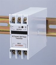 DIN Rail Mount AC Voltage/Current Signal Conditioners, Self-Powered Design | DRA-ACT-S Series