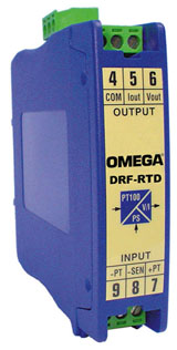 RTD Input Signal Conditioner | DRF-RTD