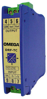 Thermocouple Signal Conditioner 0-10V 4-20mA | DRF-TC