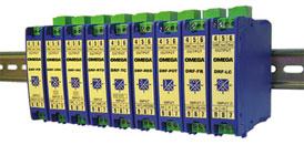 drf_series  Conditionneurs de signaux configurables à fixation sur rail DIN | Série DRF