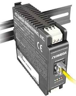 iServer - průmyslová verze pro připojení přístrojů s komunikací na ethernet | EIS-2B