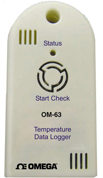 cheap temperature logger | OM-63