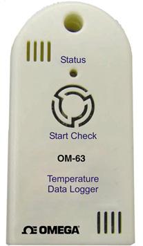 Přenosný dataloger pro teplotu | OM-63
