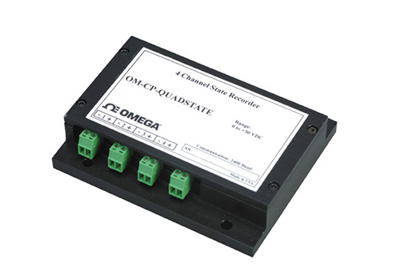 4 Channel State Recorder, Part of the NOMAD Family | OM-CP-QUADSTATE
