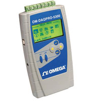 Portable Handheld universal Data Logger - Order online   OM-DAQPRO-5300