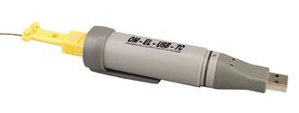 Enregistreur de données de thermocouple avec interface USB | OM-EL-USB-TC