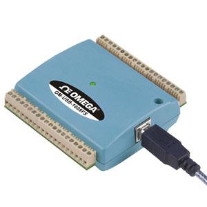 8-Channel Simultaneous Analog Input card | OM-USB-1608FS_Series