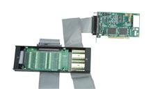 Velmi přesné (PCI) termočlánkové/multifunkční systémy pro sběr dat | OMB-DAQTEMP Série
