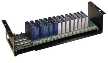 16-Channel Isolated Analog Signal Conditioning Card for OMB-LOGBOOK-300, OMB-DAQBOARD-2000 Series and OMB-DAQSCAN-2000 Series | OMB-DBK207