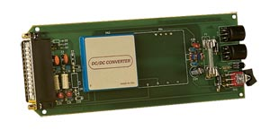 Auxiliary Power Supply Card for OMB-LOGBOOK and OMB-DAQBOARD-2000 Series | OMB-DBK32A