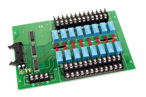 16-Channel Relay Output Board | OME-DB-16R
