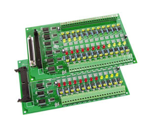 24-Channel OPTO-Isolated Input Board | OME-DB-24P and OME-DB-24PD
