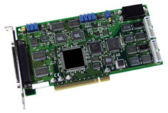 110 KS/s 12-Bit High Performance Analog and Digital I/O Boards | OME-PCI-1202L a OME-PCI-1202H