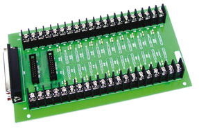 General and Analog Input Screw Terminal Panels  for OME Family of Data Acquisition Boards | OME-DN-20/37/50, OME-DB-37 OME-DB-8225/1825/8025/8125/8325