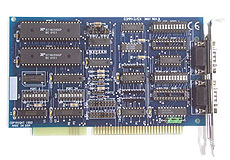 Dual Port RS-232/422/485 Interface with Extended