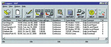 Automated Logger Interrogation and Reporting Software For Use With OM-320, OM-420, OMP-MNL,OMP-MODL Dataloggers   OM-HAP-LITE