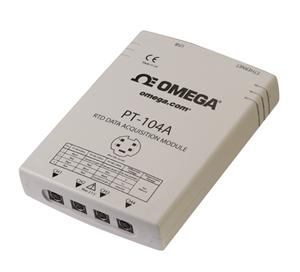 Module d'acquisition de données à 4 canaux RTD, interface USB/Ethernet | PT-104