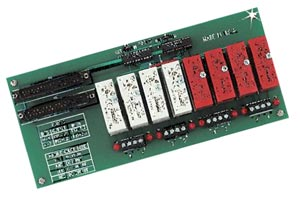 Interface Racks for Solid State Input/Output Modules | SSR-RACK Series