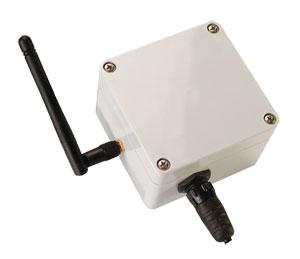 Bezdrátový procesní vysílač pro snímače s napěťovým nebo proudovým výstupem | UWPC-2-NEMA