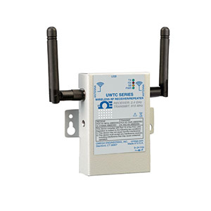Long-range, wireless telemetry repeater | UWTC-RPT1 Series