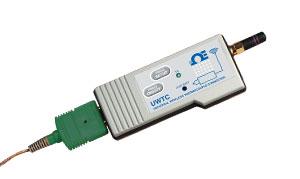 Trådløs termokoblertransmitter og -modtager | UWTC Series