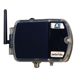 Wireless temperature, humidity and barometric pressure | ZW-ED Series