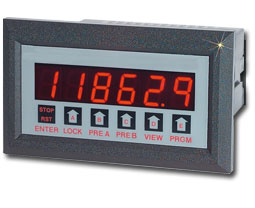 Dual Ratemeter/Totalizers with Combination Function | DPF80