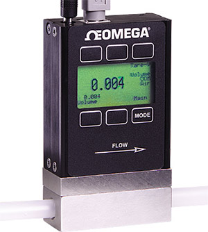 Mass and Volumetric Flow Meters - Order online | FMA-1600A