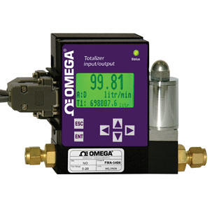 PROGRAMMABLE INTERFACE DISPLAY FOR RATE, TOTAL AND CONTROL COMMANDS | FMI-100 Series