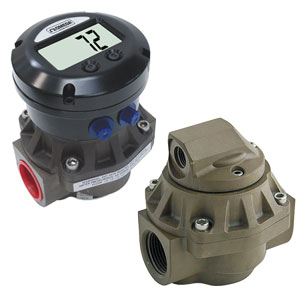 Flow Meter for Corrosive Liquids | FPD3100