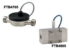 Low Flow Liquid Flow sensors | FTB4700 and FTB4800 Series