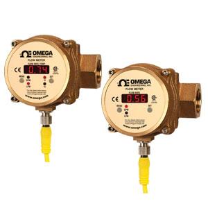 Vortex-flowmåler til vand (temperatur er ekstraudstyr)   FV100 Series