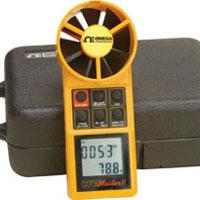 Ruční digitální anemometr/teploměr | HHF92A