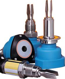 Tuning Fork Sensors   Stainless Steel or ETFE Coated   LTU-2000 Series