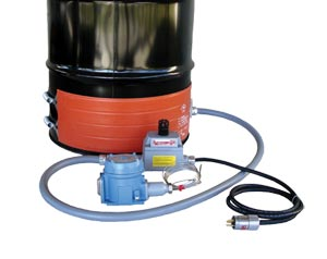 Explosion Resistant Drum Heaters   SEPDH Series