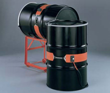 Silicone Drum Heaters   SHDH and SSDH Series