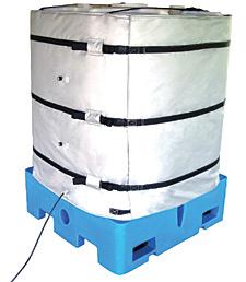 Wrap Around Tote Tank Heaters   TOTE Series