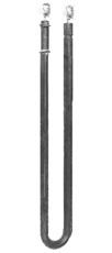 3/8 Inch(9.5mm) Diameter Heart Cross-Section   UTU