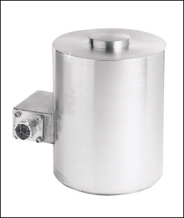 Typical high-capacity canister load cell