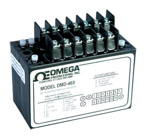 Strain Amplifier/Signal Conditioners Modules for Strain Gauges, Load Cells and Transducers | DMD-465