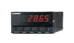 Indicateur haute performance à affichage haute résolution 6 chiffres | Série DP41-S