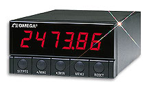 1/8 DIN 6-Digit Panel Meters | DP41
