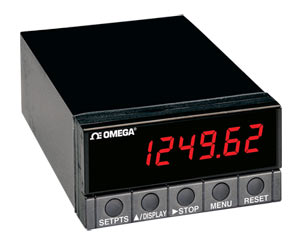 Čítač, časovač, dávkovací regulátor série INFINITY | DPF400 (INF7) Série