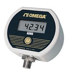 Digitální snímač tlaku s pamětí MIN/MAX a krytím  NEMA 4X | DPG3500