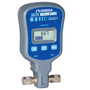 Digital Vacuum pressure Gauge in stock - order online | DVG-64