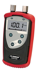 HHP240 Series Manometer | HHP240 Series